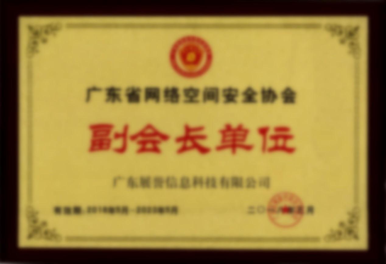 title='广东省网络空间安全协会副会长单位'